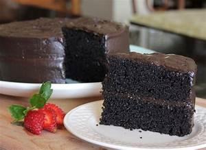 Rich Dark Chocolate Espresso Cake | Sweet 16's Country Kitchen
