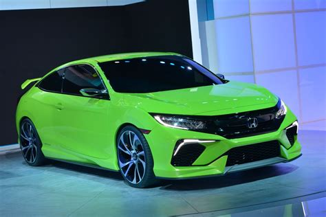 New Honda Civic Two Seater Car Hd Wallpapers