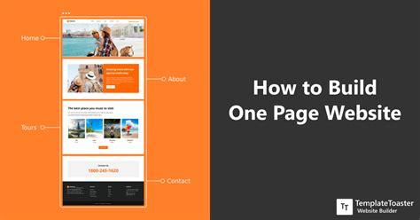 create  page website tutorial  beginners
