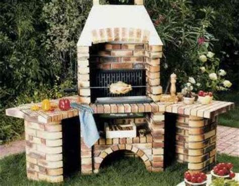 photo de barbecue exterieur mon barbec exterieur n est pas 233 lectrique le des dumoulin