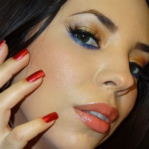 summer makeup haifa wehbe inspired  johanna  preenme