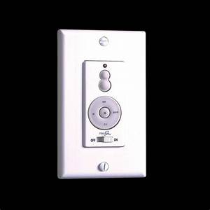 Minka aire wc airecontrol? bit wireless fan wall