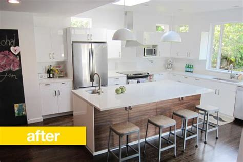 Before and After: Heejoo?s Expanded and Renovated Kitchen