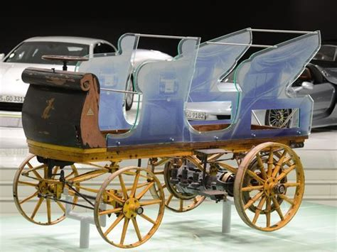 first porsche car porsche 39 s first car in 1898 was electric