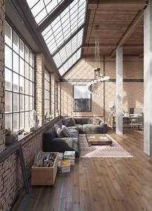 Industrial, Loft