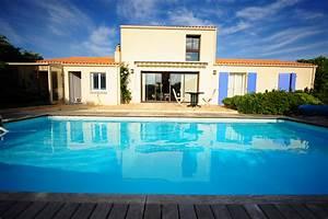 Louer un maison de vacances avec piscine