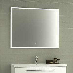 charming miroir avec lumiere integree 3 miroir flair With miroir salle de bain lumiere integree