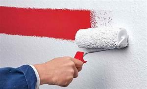 Streichen Auf Putz : strukturputz berstreichen farben tapeten ~ Lizthompson.info Haus und Dekorationen