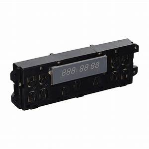 Ge Jgbp85sej2ss Membrane  Keypad  Timer And Button Overlay