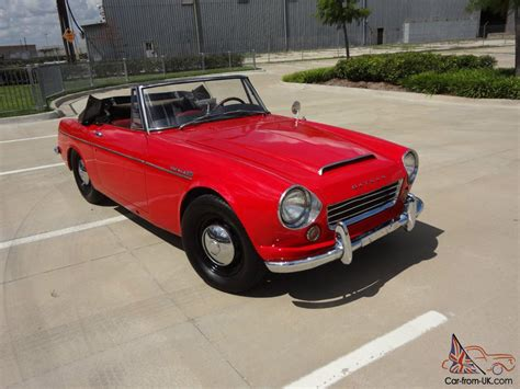 1967 Datsun Roadster by 1967 Datsun Roadster 1600 Convertible Window Early