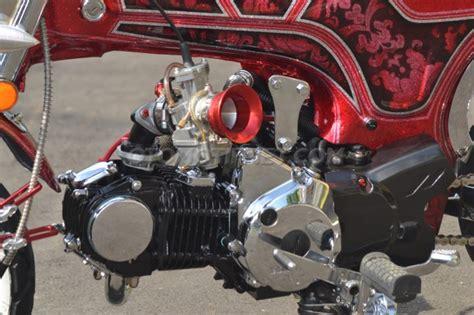 Modif Supra X 125 by 2 Modifikasi Honda Supra X 125 Futuristik Ridergalau