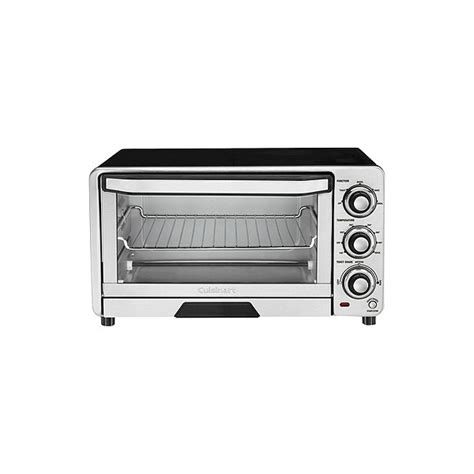 Cuisinart Custom Classic Toaster Oven by Cuisinart Custom Classic Toaster Oven Broiler Stainless