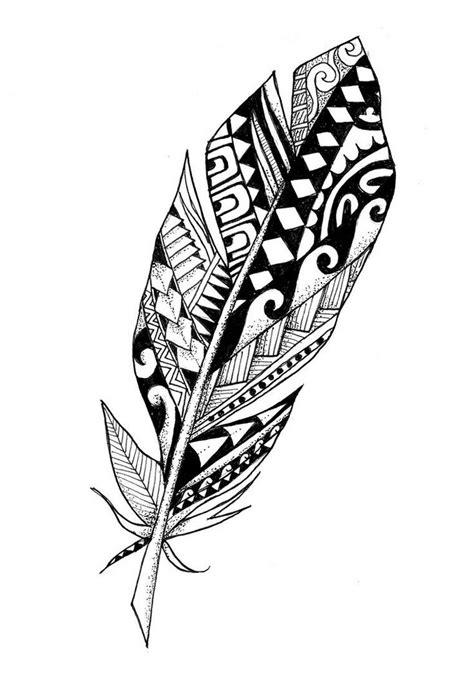 tatouage plume signification   idees de tatouage