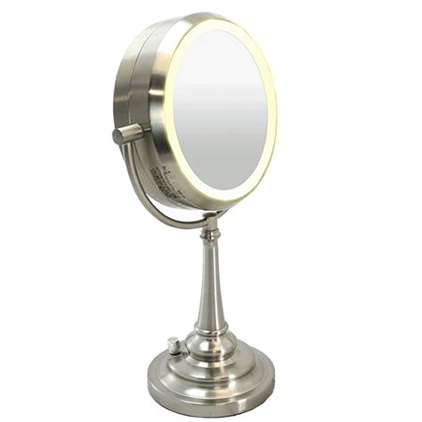Lighted Magnifying Makeup Mirror by Lighted Magnifying Mirror Pixball