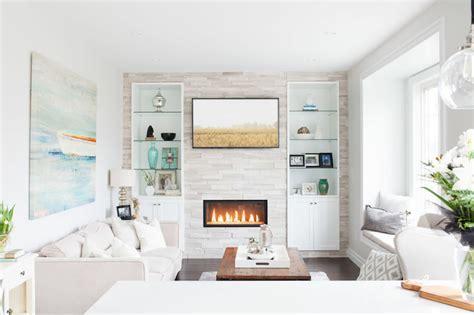 Living Room Built In Ideas   Contemporary   Living Room