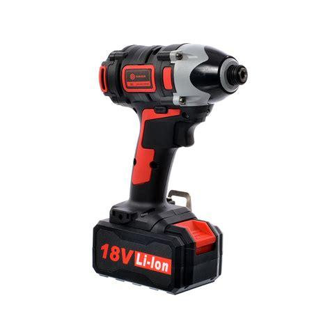 cordless hammer drill impact driver set  ah li