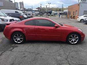 2004 Infiniti G35 Sport Coupe Manual Transmission For Sale
