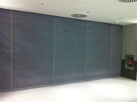 flameshield fire curtain   shutters