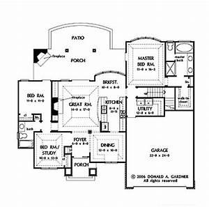 Garage En Anglais : un plan de maison en anglais ~ Medecine-chirurgie-esthetiques.com Avis de Voitures