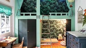 Kinderzimmer Für Zwei Jungs : die sch nsten ideen f r dein kinderzimmer ~ Michelbontemps.com Haus und Dekorationen