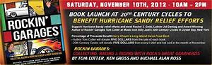 Book Launch At 20th Century Cycles To Benefit Hurricane ...