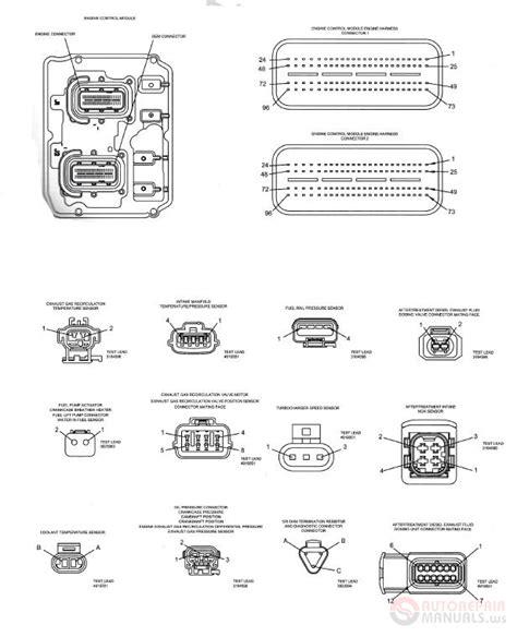 Cummins Qsl Wiring Diagram Auto Repair