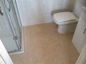 Carpet in bathroom uk carpet vidalondon for Fitting lino in bathroom