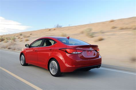 2018 Hyundai Elantra Sport Rear Left Side View 3