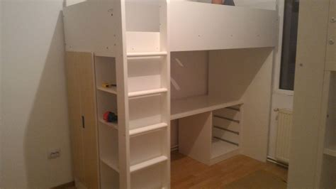 mirroring  ikea loft bed stuva pinterest