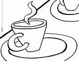 Coloring Teapot Pages Tea Getdrawings Printable Getcolorings sketch template