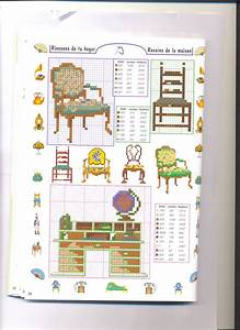 small accessories home decor furniture cross stitch (12