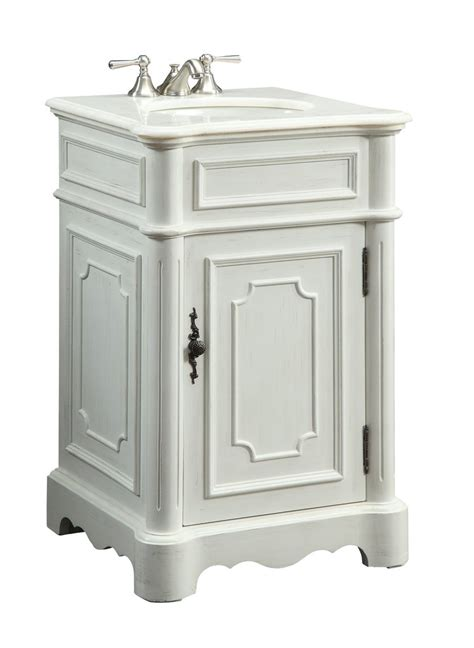 antique white teega barhoom sink vanity cf  aw