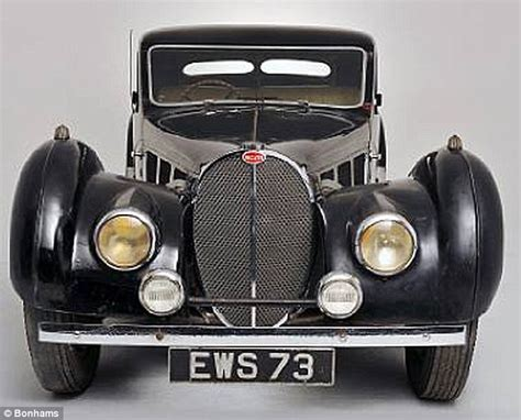 The wider view: Inside the £3million Bugatti that was ...