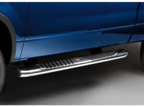 Silverado Bed Rails by Step Bars 5 Inch Chromed Aluminum Crew Cab The