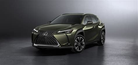lexus ux crossover will go to production the 2019 lexus ux crossover debuts in geneva the intelligent