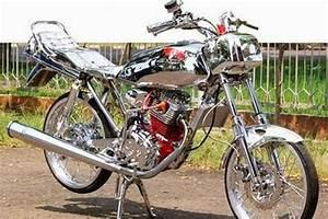 Modif Motor Honda Gl Max