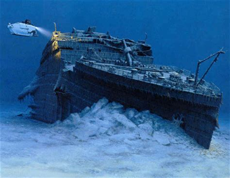 When Did The Edmund Fitzgerald Sank by Titanic Underwater Titanic Photo 10786512 Fanpop