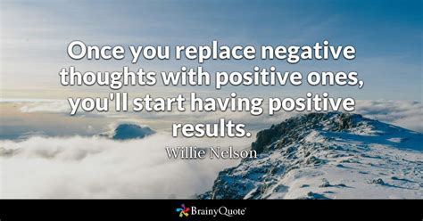 replace negative thoughts  positive