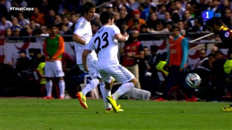 Neymar vs Real Madrid (N) 13-14 – Copa del Rey Final HD ...