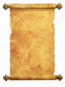 3d scroll of old parchment — Stock Photo © frenta #2940778