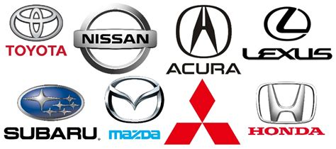 Top 10 Japanese Car Brands  Japanese Used Cars Blog