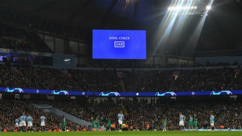 Manchester City Var No Goal