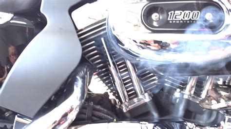 Motorcycle Engine Cooling System For Harley Davidson Xl
