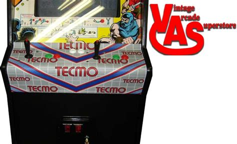 Ninja Gaiden Arcade Game For Sale Vintage Arcade