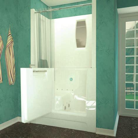 dove easy access meditub walk  bathtub