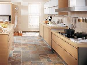 carrelage en pierre naturelle maisonapart With carrelage sol pour cuisine