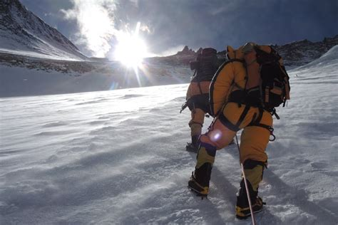 You Want Climb Mount Everest Here What Takes