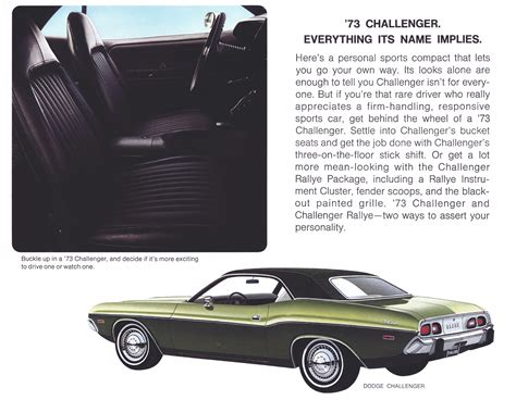dodge challenger forty years   dodge muscle car legend