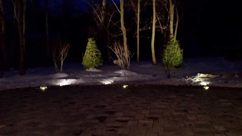 Landscape Lighting-our Work-toronto Landscape Design