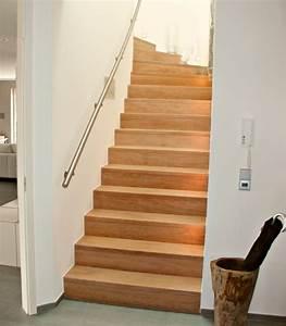 Mit Brettern Verkleiden : holzstufen auf betontreppe 2018 ~ Lizthompson.info Haus und Dekorationen